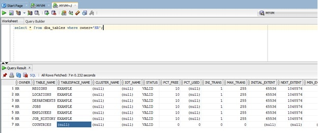 Select_from_dba_tables