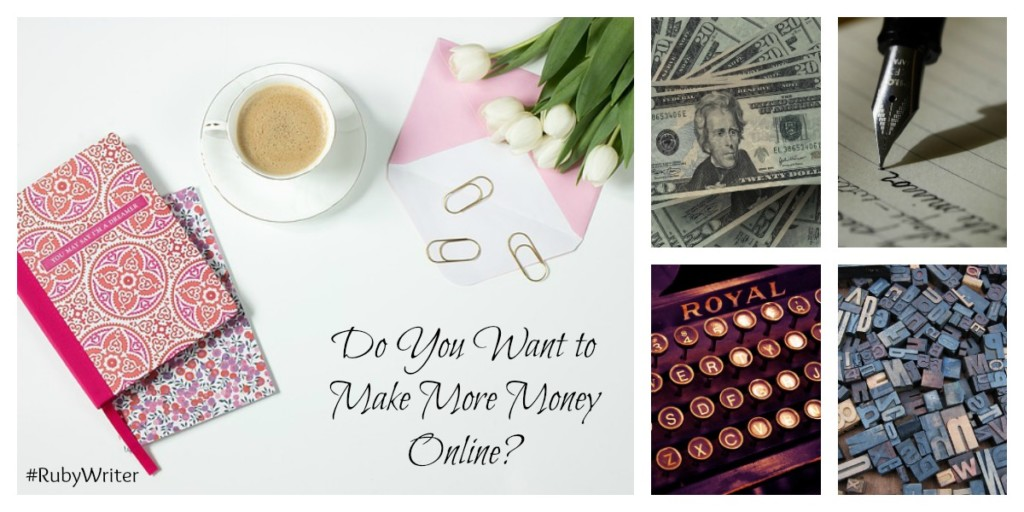 Earn more money online – follow these blogging tips to increase earnings on social writing blog posts | #rubywriter #LiteracyBase