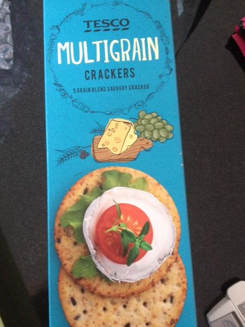 Tesco multigrain crackers review literacybase solutioingenieria Gallery