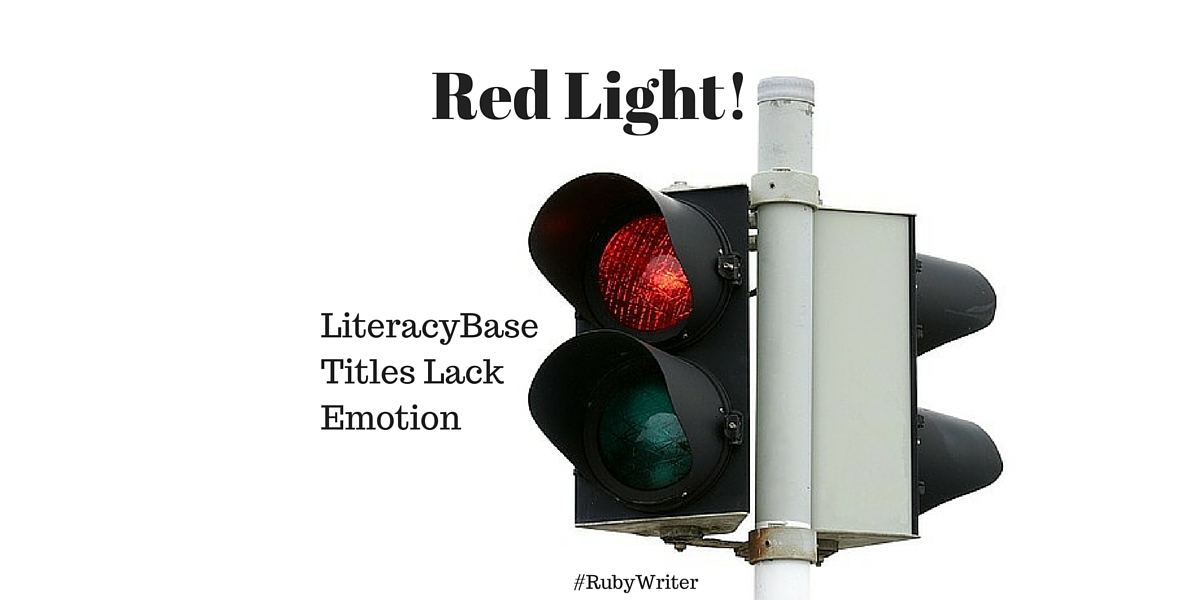 Blog Titles Get a Red Light for Lack of Emotion | #blogging #headlines