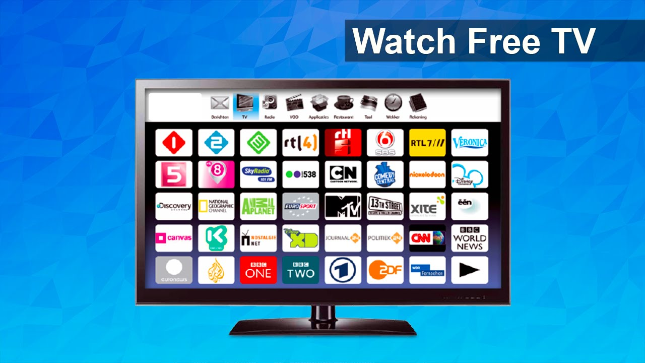 Watch tv stations online free internet television channels broadcasting