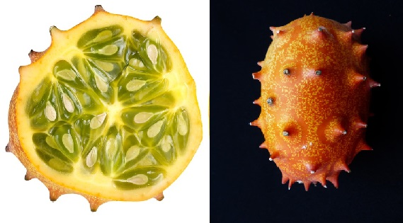 kiwano-Exotic Fruits (Superfood or Wonder Fruit)