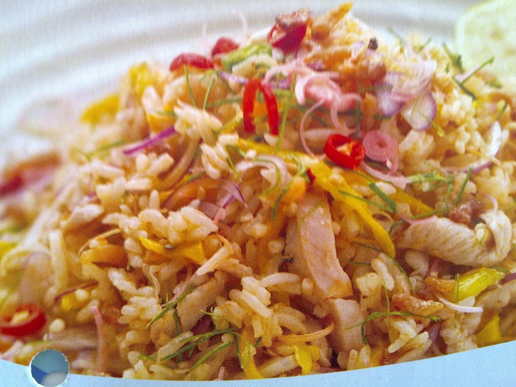 How to cook Mango Fried Rice_steps_ingredients_method_recipe