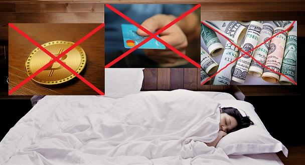 sleep-I Dream of Useless Money