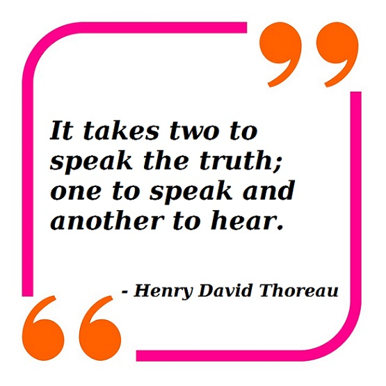 thoreau quote_Quotes by Famous People: Henry David Thoreau ~ Agree or Disagree