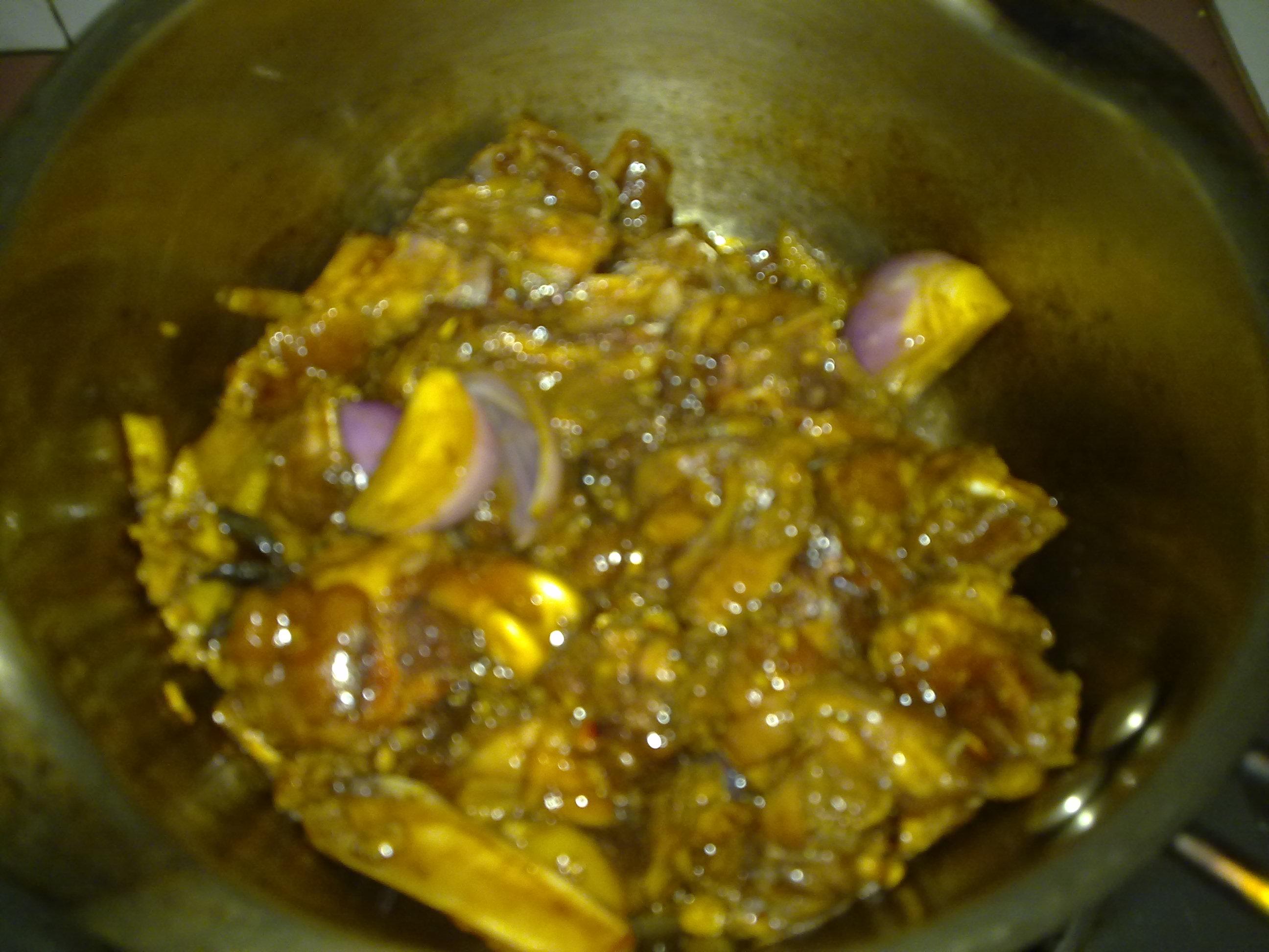 Easy Sagittarian Chicken Hot Pot