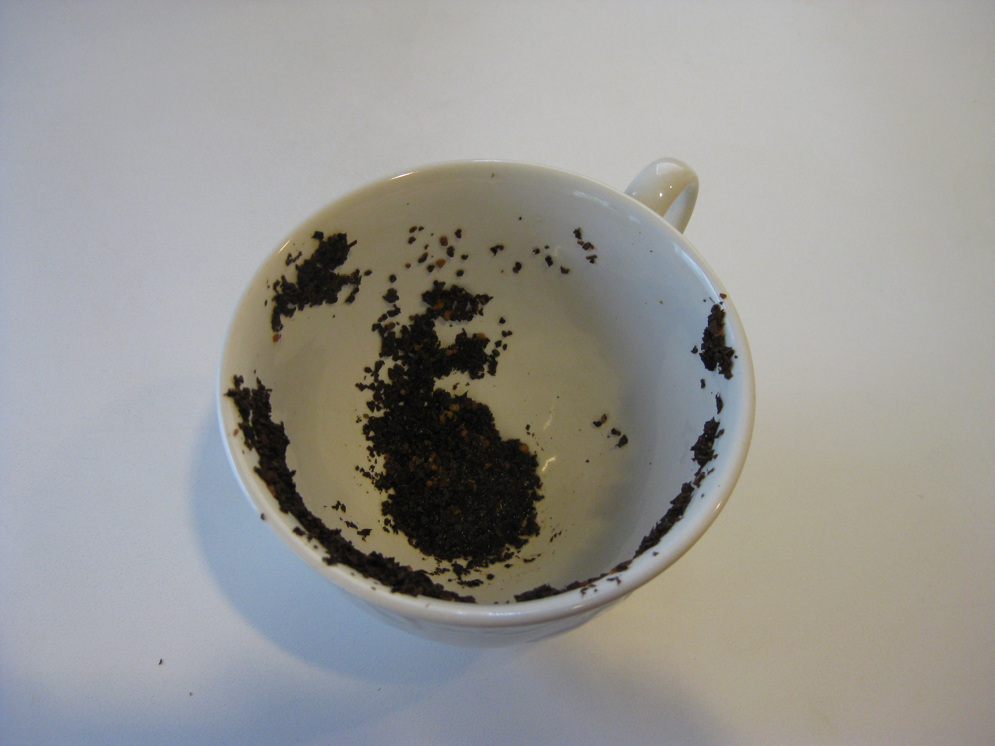Fortune Tellers and the Dregs in Your Tea Cup