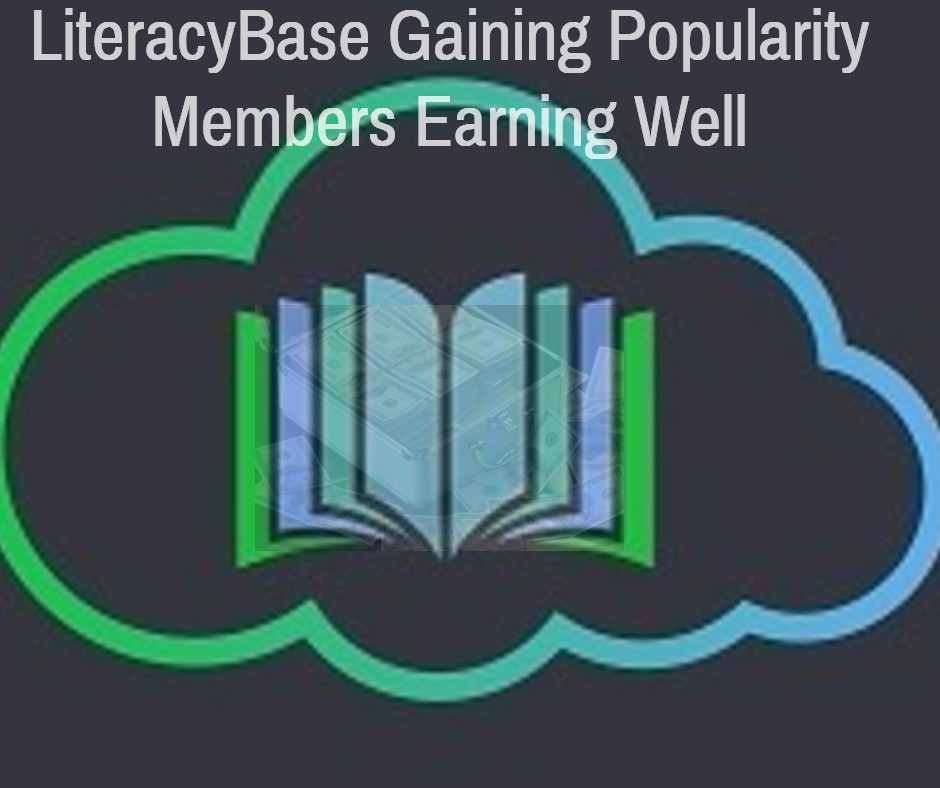 The worse the news about other sites the higher Literacy Base Goes