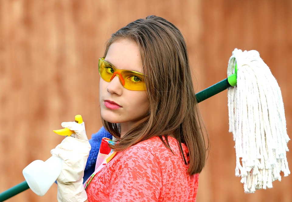 20 Reasons Why Kids Should Do Household Chores