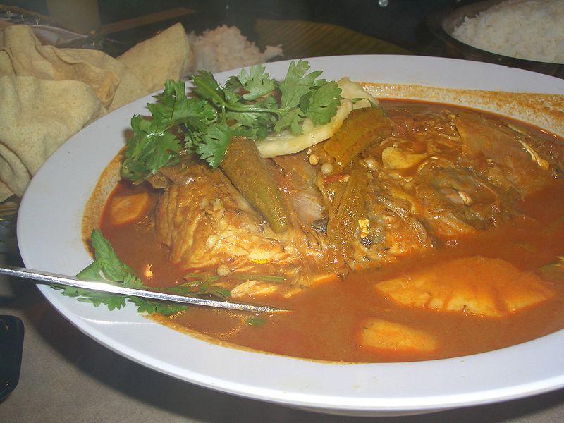Easy Fish Head Curry Recipe