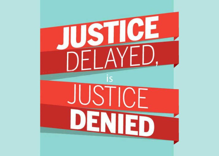 justice delayed is not justice denied Justice delayed and denied why justice in africa is slow and unfair the challenges of establishing the rule of law the world justice project.