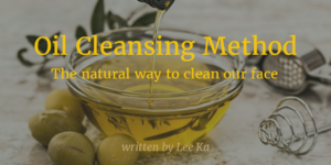 LB-oil cleansing method