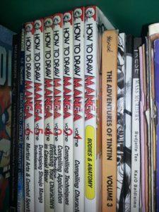 manga set