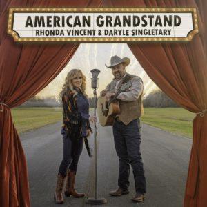 Singletary, Daryle; Vincent, Rhonda - American Grandstand - Album Cover - PHO